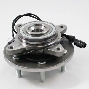 Wheel Bearing and Hub Assembly Front IAP Dura 295-15042