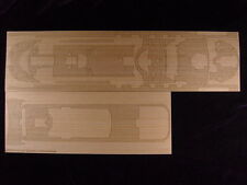 Artwox AW50028 1/400 Ocean Liner Queen Mary 2 Wooden Deck for Revell kit #05223