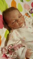 💟Beautiful REBORN💟ROSEBUD💟 Cindy Musgrove PREEMIE💟 micro rooted hair💟