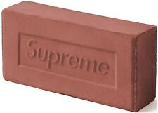 Supreme Red Clay Brick Box Logo New DS Limited Edition FW16 | 100% Authentic
