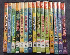 15 SpongeBob SquarePants DVDs (112 Episodes Total)