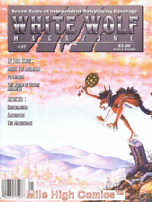 WHITE WOLF MAGAZINE (MAG) #37 Near Mint