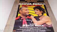 jane birkin NESTOR BURMA  ! bashung affiche cinema