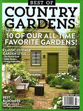 Best of Country Gardens Magazine NEW Garden Ideas Gardening