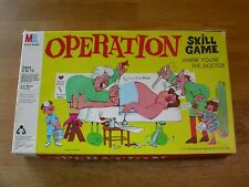 1965 Operation - First Edition Smoking Doctor, Complete, Works Perfectly