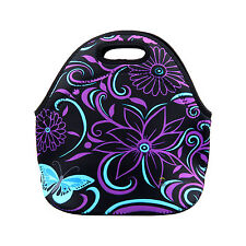 Insulated Neoprene Lunch Bag Nox Tote Cooler Picnic Storage for Women Adult Kids