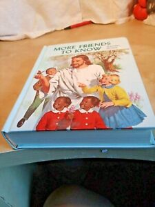 Seventh Day Adventists More Friends To Know Teachers Edition  Dick & Jane-1967
