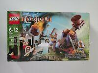 LEGO CASTLE 7091 Knights Catapult Defense 7091 Damaged Box ; NEW /& SEALED
