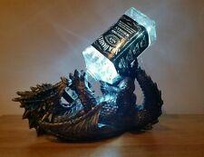 Lámpara dragón Jack Daniels Botella