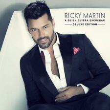 CD musicali pop Ricky Martin