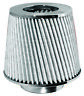 Silver Induction Kit Air Filter Peugeot 306 307 308 407