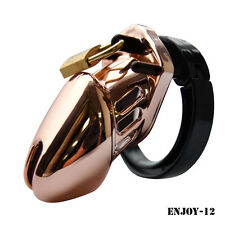 Designer Gold Edition Chastity Small  Cage  lavish and luxurious A283-1