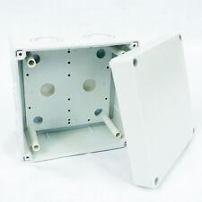 Abzweigdose Abzweigkasten 125x125mm IP 65 / 66 Feuchtraum bis 10mm²