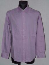 Polo by Ralph Lauren mens cotton long sleeve purple shirt size 16 1/2 42 XL