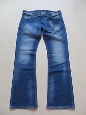 Diesel ZATHAN wash 0831D_STRETCH Bootcut Jeans Hose, W 33 /L 32, NEU ! RARITÄT !
