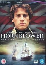 Hornblower The Complete Collection Box Set (DVD 2006)