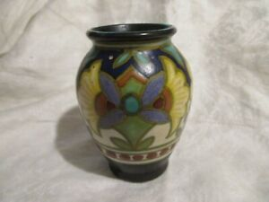 Small Gouda Cabinet Vase - Great Colors