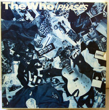 The Who - Phases LIMITED EDITION 9 ALBUM (11 DISC) BOX SET - POLYDOR 2675 261