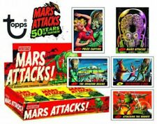 Heritage Mars Attacks Trading Card Box [24 Packs]