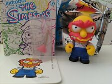 Kidobot The Simpsons Series 2 Hans Moleman  Rare Chase South Park Futurama