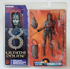 McFarlane Toys - Spawn - Ultima Online - Captain Dasha Action Figure *NEW*