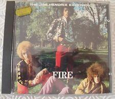 "JIMI HENDRIX EXPERIENCE ""FIRE"" CD LIVE RADIOHUSET STOCKHOLM 1967 SWINGIN PIG"