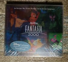 Fantasia 2000 Disney Exclusive Numbered Limited Edition Soundtrack New