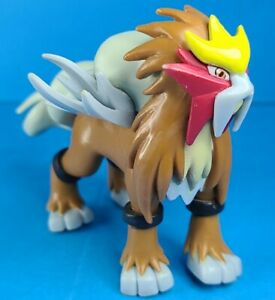 2011 Jakks Nintendo Pokemon DP Series ENTEI Figure