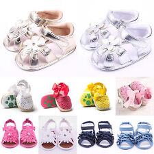 bébé enfants fille princesse Semelle Souple Chaussures crèche tout-petit