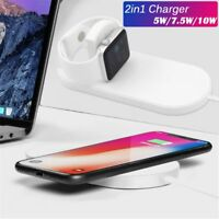 Cell Phone Quick Charging Pad for IPhone X 8 Plus Apple Watch 3 AirPower