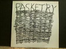 Dave paskett paskerty LP UK private PRESSING folk RARE!