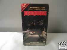 Madhouse (VHS, 1989) Virgin Vision Video Trish Everly Michael Macrae