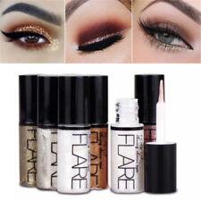 Sombra de ojos a prueba de agua Brillo Liquid Eyeliner Metallic Eye Liner Pen