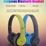 Casque stéréo sans fil Bluetooth P47 FM pour MP3 / MP4 SAMSUNG iPhone BD1
