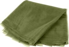 Military GI Style Mosquito Netting, 10 Yds. x 5 Ft od green 8088