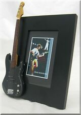 JOHN DEACON  Miniature Guitar Frame  QUEEN