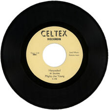 """MIGHTY JOE YOUNG  """"HENPECKED c/w TELL ME SOMETHING""""   NORTHERN SOUL / R&B"""