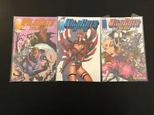 WildCats Trilogy 1-3 High Grade Lot Set Run C34-90