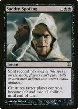 Sudden Spoiling Time Spiral HEAVILY PLD Black Rare MAGIC GATHERING CARD ABUGames