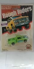 Vintage Zee Toys Ford Courier Stepside lime green Carded 1980!
