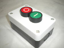 Start Stop Stazione 2 Push Button Remote Starter Motor Control sal-b213