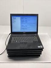 Lot Of 5 Dell Latitude E6400 Core 2 Duo P8600/T9600 2 GB RAM No HDD No OS