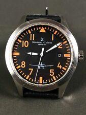Bernhard H. Mayer Spitfire Pilot Watch Mens B2494