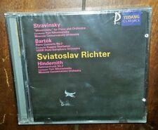 Stravinsky by Sviatoslav Richter (CD. 2001, Yedang)