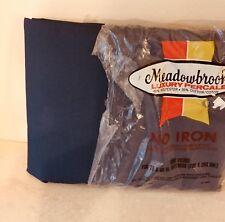 Percal Extra Profundo 100/% algodón blendpoly ajustada cenefa sábanas en todos los tamaños