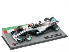 Formule 1 MERCEDES W09 Hamilton Champion du monde 2018 1/43 voiture F1 FD133