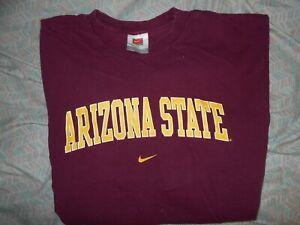 Arizona State Sun Devils Mens Medium Nike Shirt