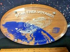STAR TREK PLAQUE - GIVEN TO CAST & CREW ONLY!