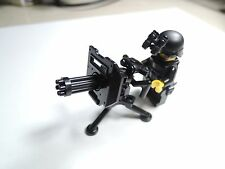 (No.7-7) custom swat police gun  army weapons  parts for LEGO minifigures