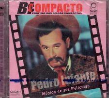 Pedro Infante Musica de Sus Peliculas  2CD New Sealed